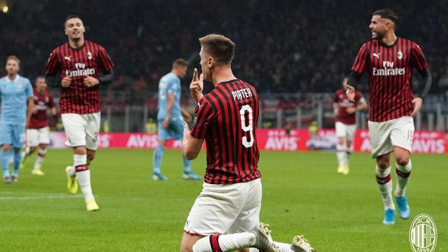 Jadwal Serie A Pekan Ini: Ada Milan vs Napoli di San Siro (30041)