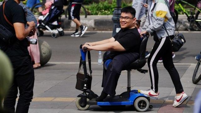 Mengukur Kepedulian terhadap Penyandang Disabilitas Berat (27813)