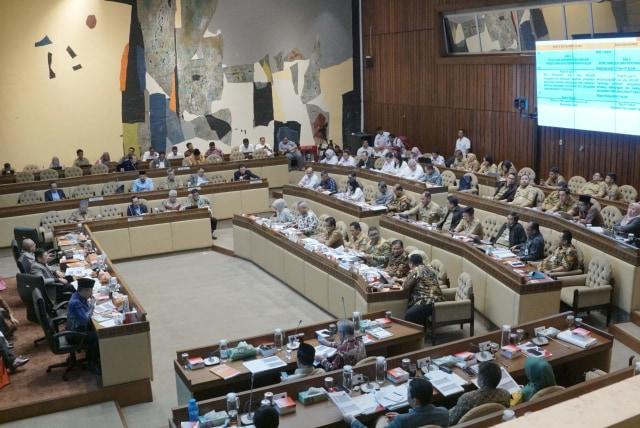 Komisi II DPR Setujui Pemekaran Provinsi Papua Tengah (733579)