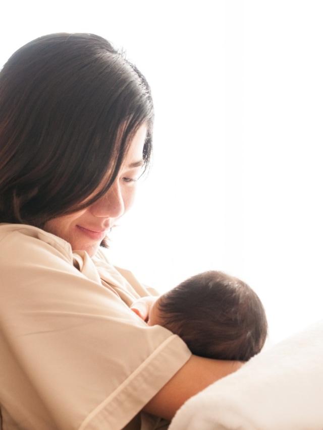 ASI Bisa Bantu Sembuhkan Mata Bayi yang Belekan, Mitos atau Fakta? (122618)
