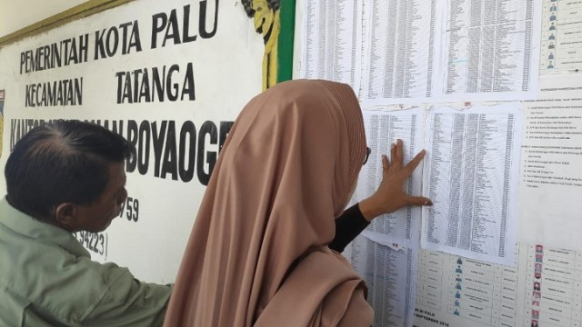 Calon Penerima Dana Stimulan di Kota Palu Diwajibkan Lunasi PBB (29822)
