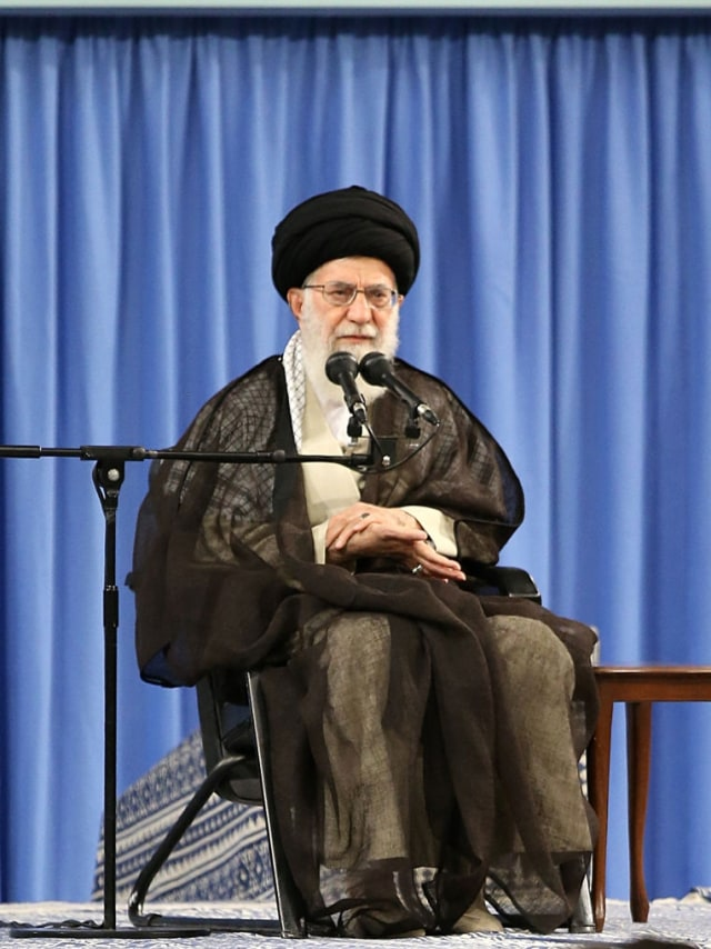 Khamenei Tak Akan Cabut Larangan Iran Dialog dengan AS (217261)
