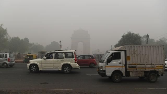 Kurangi Polusi, New Delhi Terapkan Kebijakan Ganjil-Genap (111151)