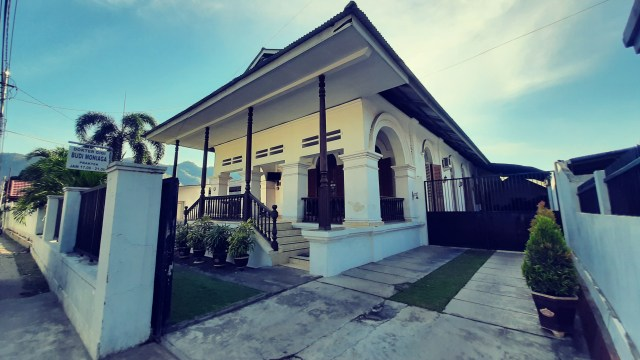 Potret Kota Tua Bekas Hindia Belanda di Gorontalo (518744)
