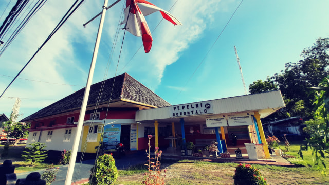 Potret Kota Tua Bekas Hindia Belanda di Gorontalo (518746)
