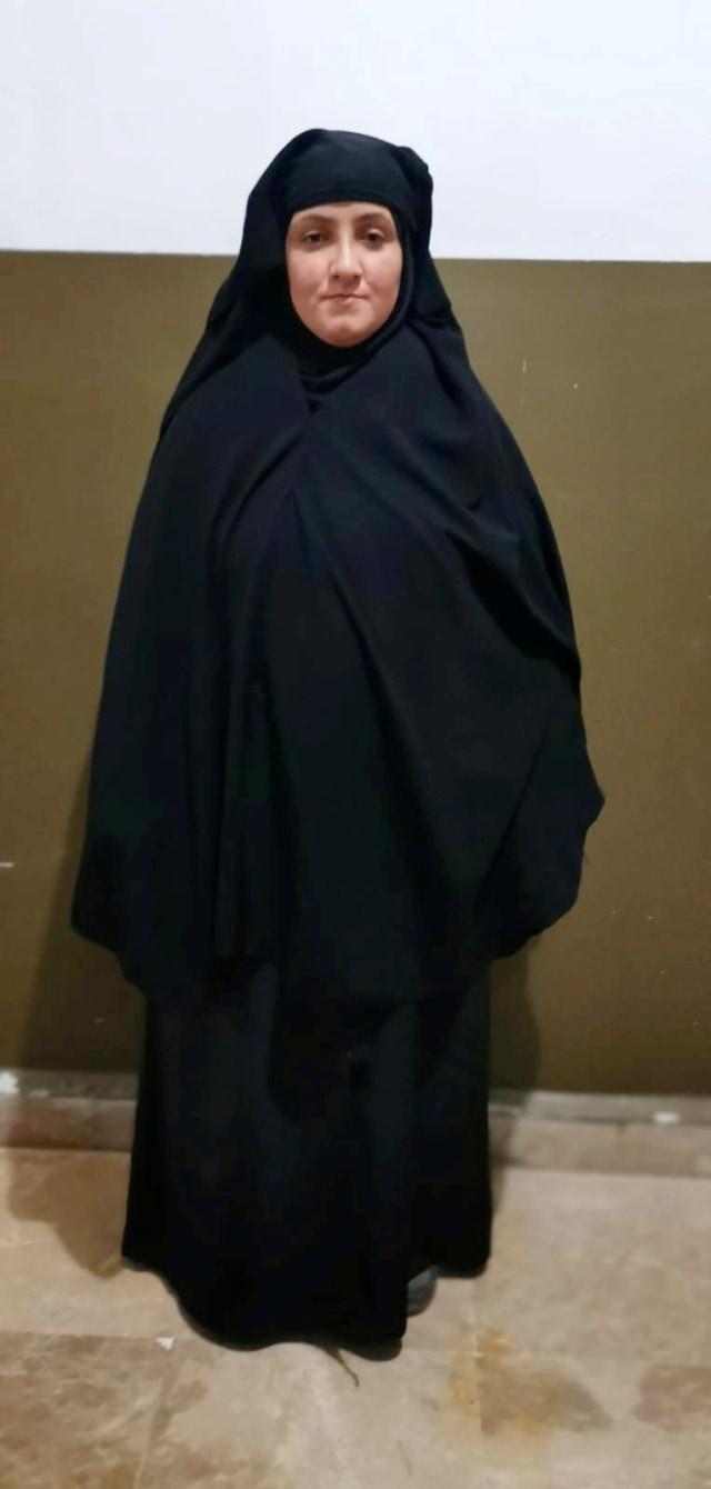 Foto: Penampakan Kakak Baghdadi yang Ditangkap Turki (119220)