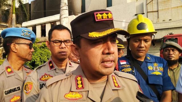 Polisi Periksa 6 Saksi Terkait Kebakaran Hailai Ancol (5603)
