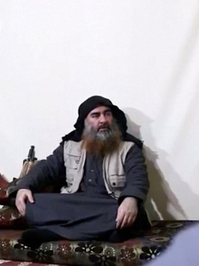 Foto: Penampakan Kakak Baghdadi yang Ditangkap Turki (119216)