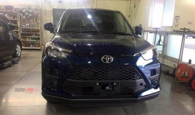 Eksterior Toyota Raize