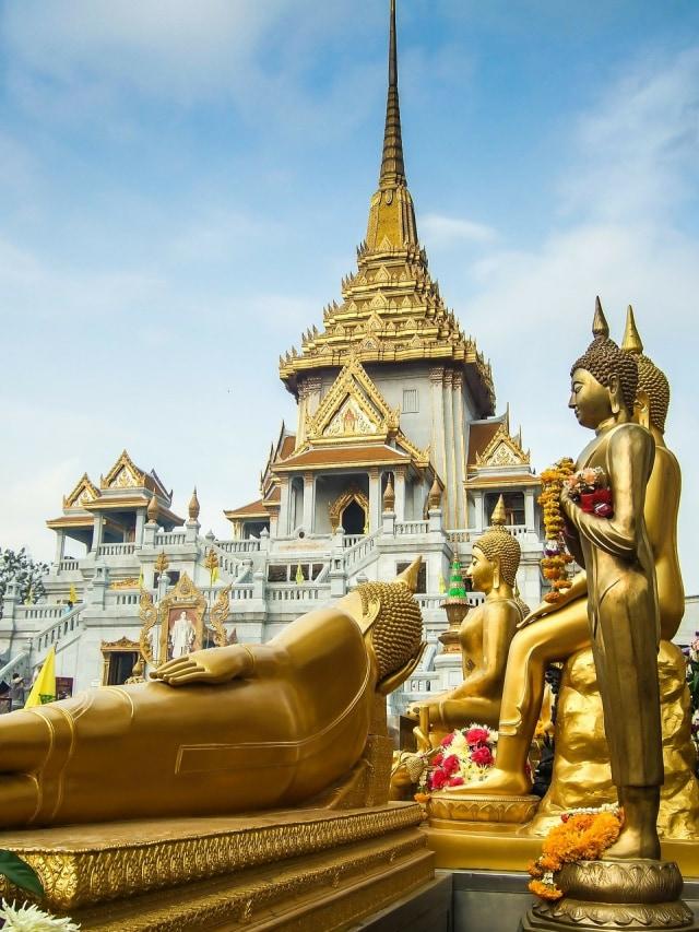 Luncurkan Kampanye Pariwisata, Thailand Bersiap Sambut Turis Asing Mulai 1 Juli (58946)