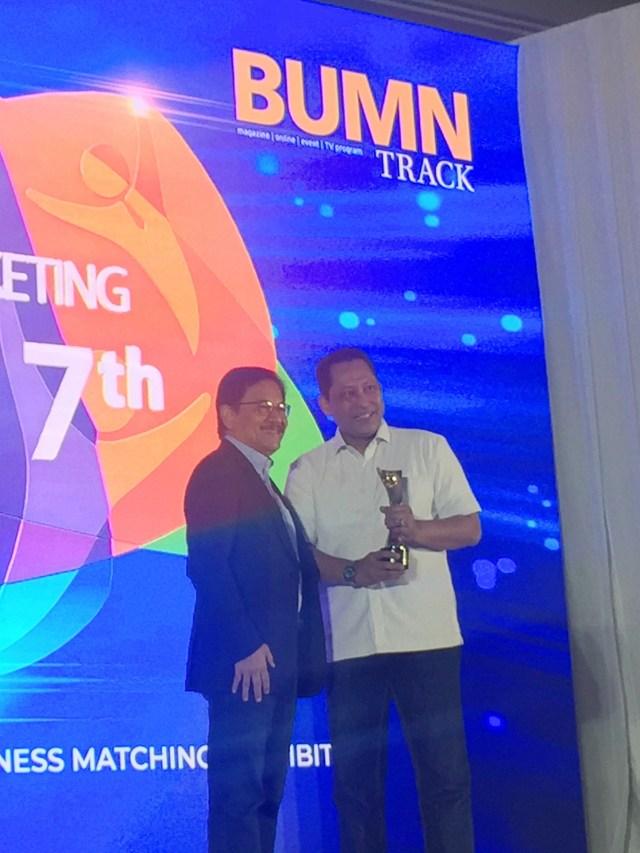 BUMN Branding & Marketing Award 2019, Bulog, POTRAIT