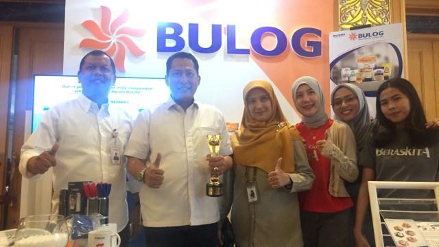 BUMN Branding & Marketing Award 2019, Bulog