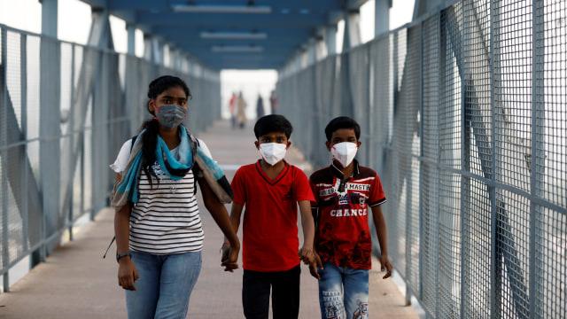 Polusi Udara di India