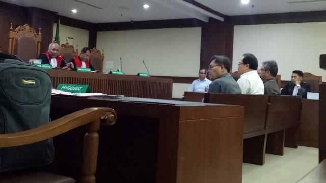 3 hakim PN jakpus sebagai saksi dalam kasus pemukulan