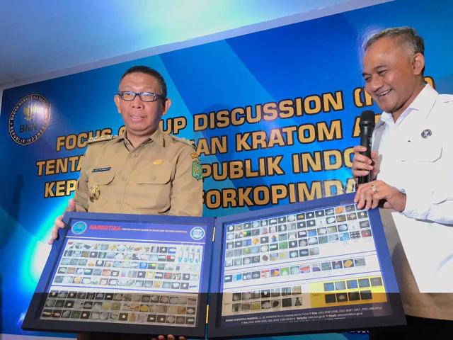 BNN Beri Toleransi Kratom hingga 2022  (95969)