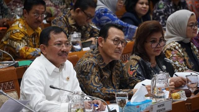 Ratusan Masukan Diabaikan, DPR Usul Boikot Rapat dengan BPJS Kesehatan (96745)