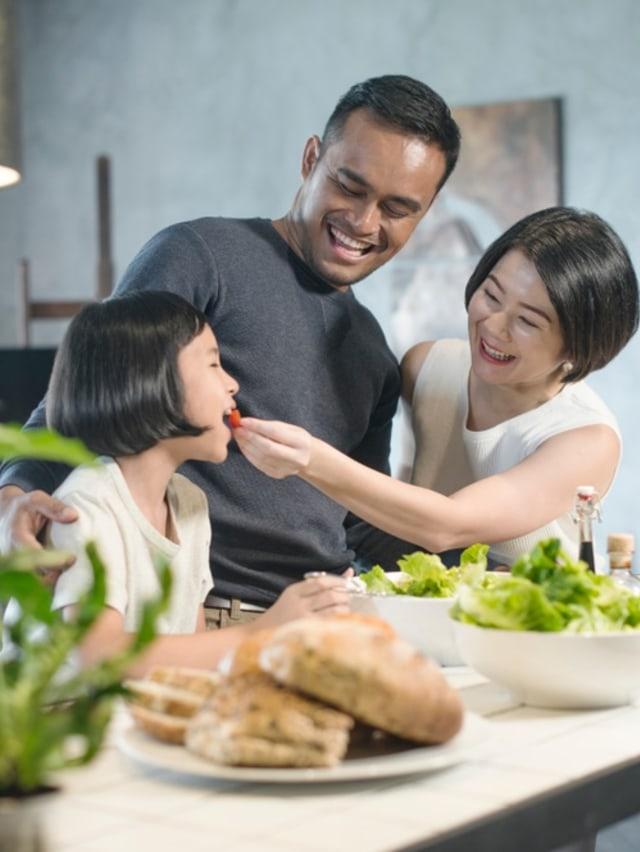 Contoh Menu Makanan 1 Bulan yang Sehat dan Lezat untuk Keluarga (239924)