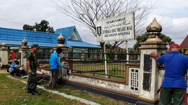 Di Kuansing, Riau, tak Ada Ditemukan 'Desa Hantu' Penerima Dana Desa  (82947)