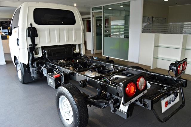 Kia Big-Up, Indomobil, Pickup, Mobil, Kia