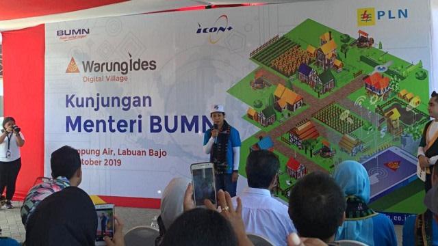 Ratusan Desa di Kuansing, Riau, Stop Langganan Internet Desa (61866)