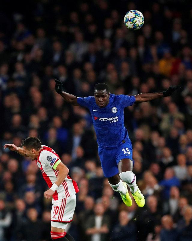 Chelsea vs Ajax (PTR)