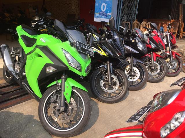 Menarik, Motor Sport 150 Cc Dilego Mulai Rp 5 Juta di Balai Lelang (20291)