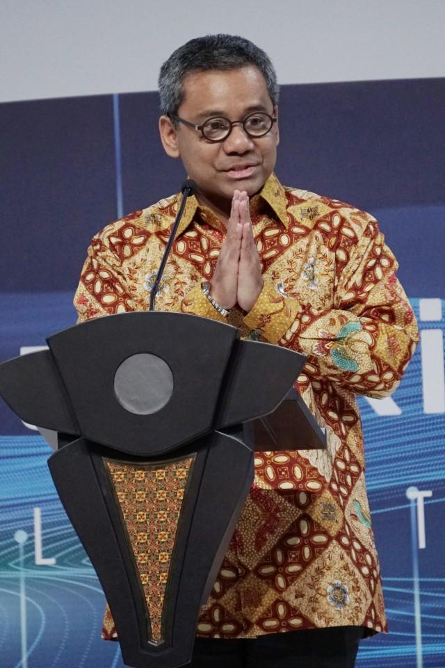 Wakil Menteri Keuangan Suahasil Nazara, POTRAIT