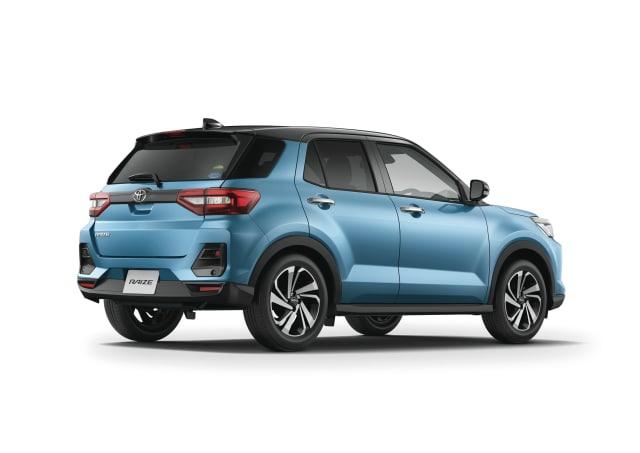 Bocoran Harga Toyota Raize Mulai Rp 190 Jutaan, Dapat Diskon PPnBM (83003)