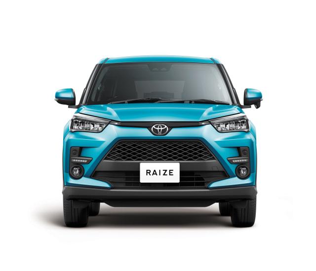 Harga Resmi Toyota Raize: Paling Murah Rp 215 Juta  (27928)