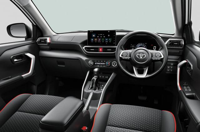 Harga Resmi Toyota Raize: Paling Murah Rp 215 Juta  (27926)