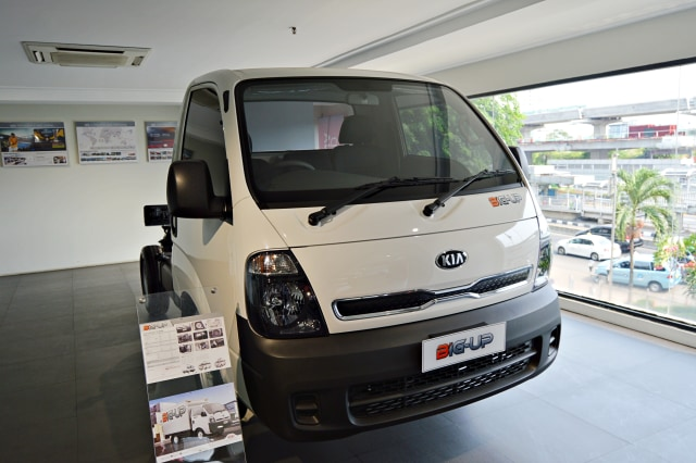 Kia Big-Up, Indomobil, Kia, Mobil
