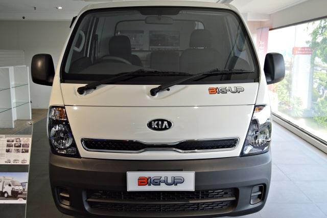Kia Big-Up, Indomobil, Kia, Mobil