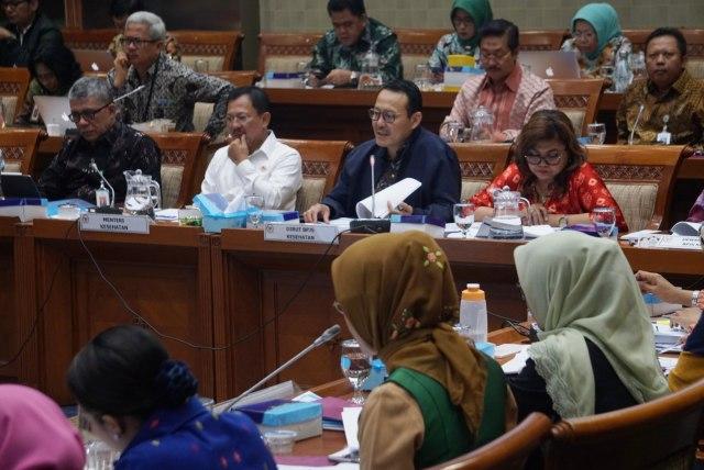 Ratusan Masukan Diabaikan, DPR Usul Boikot Rapat dengan BPJS Kesehatan (96746)