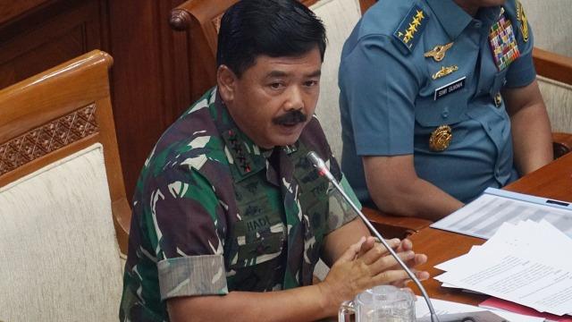 Jawaban Jokowi soal Kapan Nama Wakil Panglima TNI Diumumkan (7193)