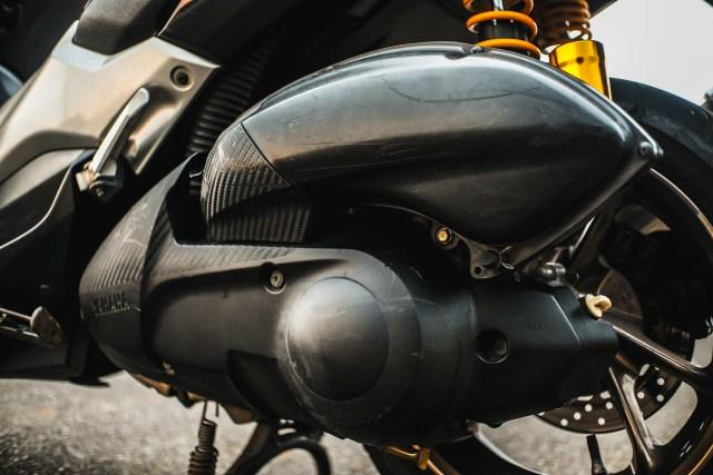 Filter Udara Sepeda Motor Jangan Dicuci, Benarkah?  (1291)