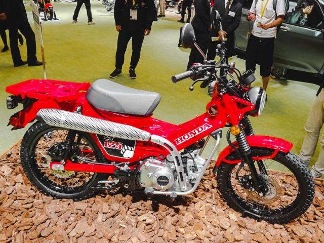 Kapan AHM Kirim Honda CT125 ke Konsumen?  (478673)