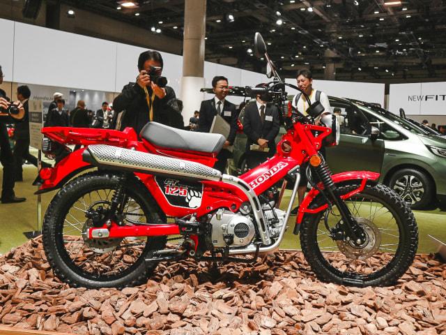Kapan AHM Kirim Honda CT125 ke Konsumen?  (478672)