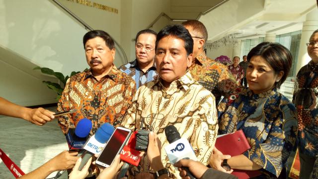 Apindo soal Impor Cangkul: Itu Bisa Dibuat di Indonesia (1263898)
