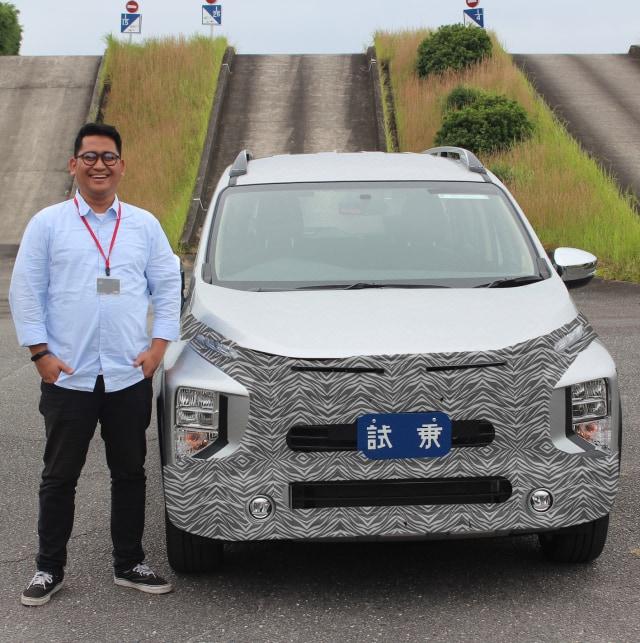Catatan Kami Setelah Menjajal Mitsubishi Xpander Crossover di Jepang  (852421)
