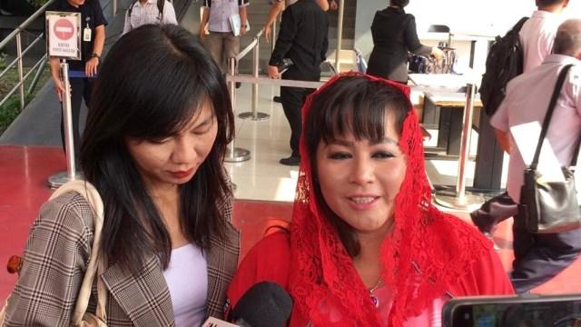 Dewi Tandjung Laporkan Novel Baswedan ke Polisi