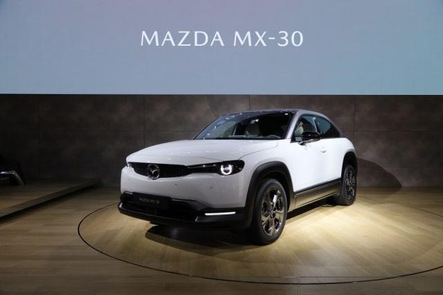 Mazda MX-30, Mazda, OTOHITZ IV, OTOHITZ, OTOINFO