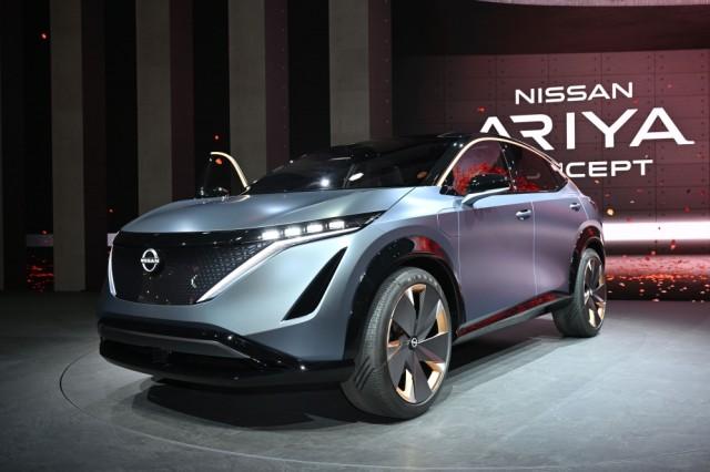 Nissan Ariya, Nissan, OTOHITZ IV, OTOHITZ, OTOINFO