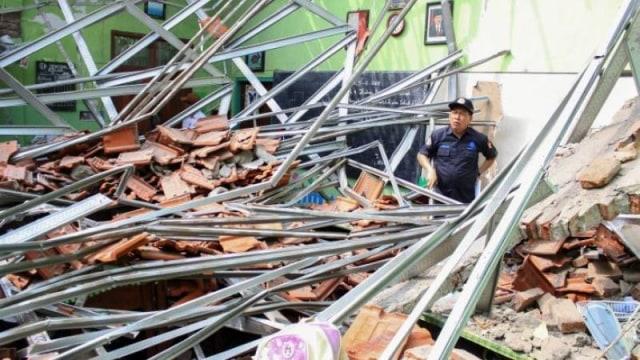 Kasus Korupsi SD Gentong Pasuruan Rugikan Negara Rp 58 Juta  (14636)