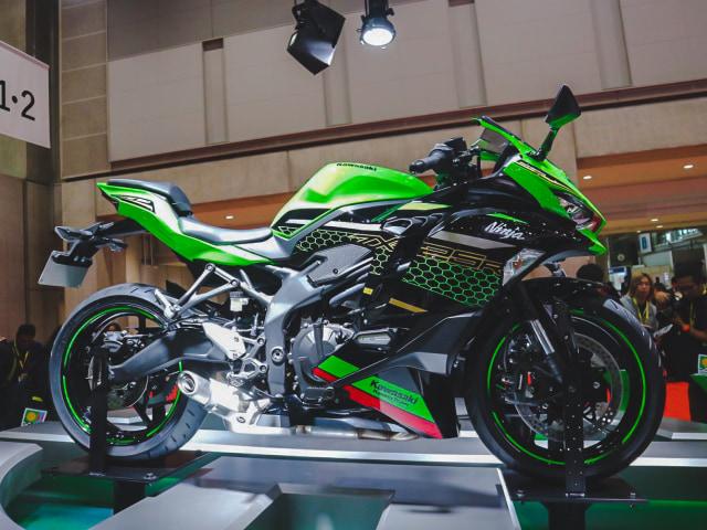 Ninja 250 4-Silinder Tak Kunjung Meluncur, Kawasaki Khawatir Konsumennya `Kabur` (24707)