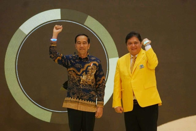 Jokowi Puji Airlangga: Golkar ke Depan Melejit karena Ketuanya Top (34159)
