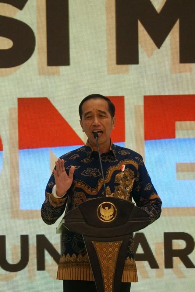 Jokowi Puji Airlangga: Golkar ke Depan Melejit karena Ketuanya Top (34158)