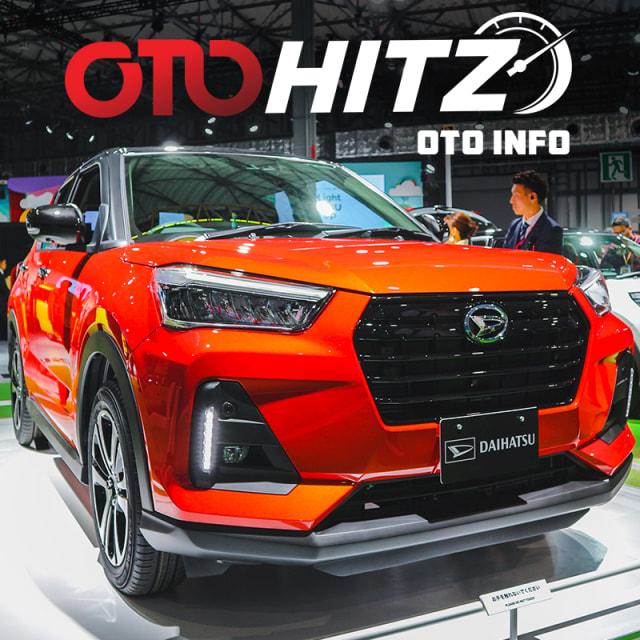 otomotif, Otohitz,  Daihatsu Rocky,  Toyota Raize, Indonesia, SUV compact,