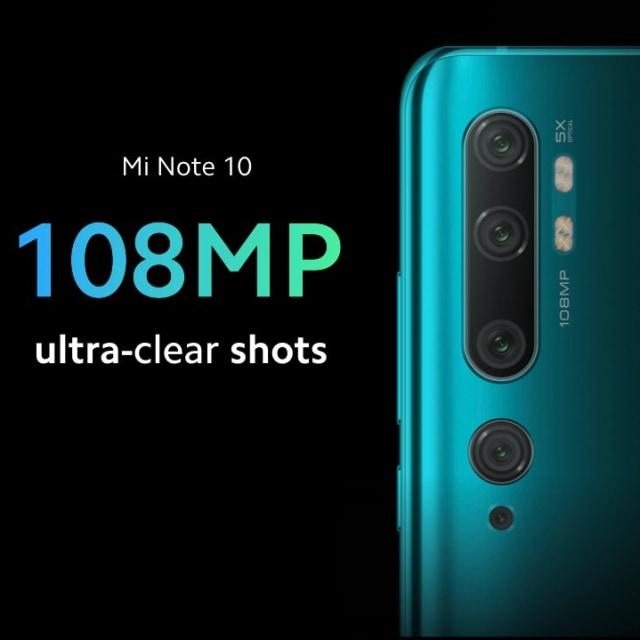 Awal 2020, Xiaomi Bawa Mi Note 10 Kamera 108 MP di Indonesia (35552)
