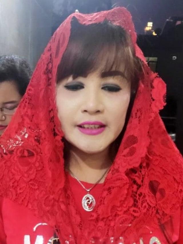 Dewi Tanjung soal Novel Akan Laporkan Balik: Harus Bilang Wow Gitu? (92322)