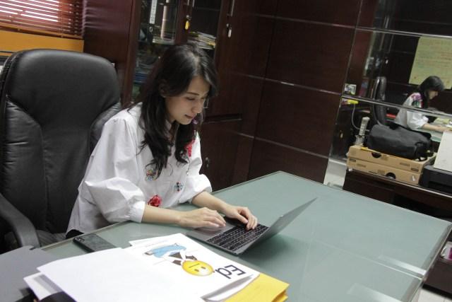 Foto: Melihat Risa Santoso Saat Bertugas sebagai Rektor di ITB Asia (440580)